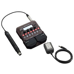 Zoom / A1 Four -with Genuine Ac Adapter- Multi-effects Unit For Acoustic [new]