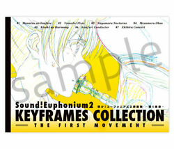 Tv Animation Sound Euphonium 2 Keyframes Collection -the First Movement-