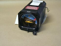 Mid Continent Attitude Indicator 4300-313 28 Volt ..20 Day Warranty Yellow Tag