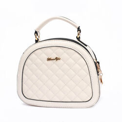 Ladies Handbag Embossed Crossbody Bag Top Handl Messenger Purse Chain Satchel $17.99