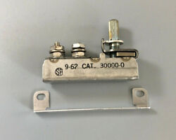 Fenwal 30000-0 Thermostatic Switch 115vac 10a Thermoswitch