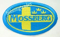 Mossberg Firearms Rifles Guns Pistol Hunting Patch Iron-on Embroidery