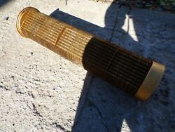 Volvo Penta Tamd40a Aqad40a Heat Exchanger Insert Core Freshwater Use