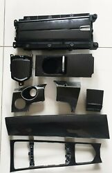 Porsche Panamera 970 10-16 Set Interior Carbon Fibre Trim Interior Genuine