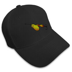 Dad Hats For Men Sport Fishing Spinning Lure Embroidery Women Baseball Caps