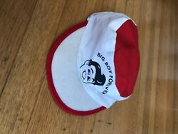Used Painters Ball Cap Hat Bob's Big Boy Forever Bobs Restaurant Vintage Used