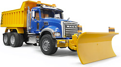 Car Truck Snow Plow Removal Toy Kids Children Play Fun Construction Light Sound