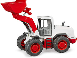 Car Truck Front End Loader For Sandbox Toy Snow Removal Farm Construction Kids