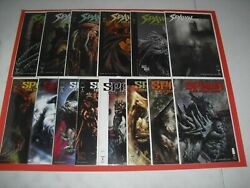 Lot 14 Spawn The Undead Run 2-7 And Dark Ages 2-8 + 11 All Around Vf/nm Image 2202
