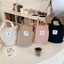 Casual Canvas Women Messenger Bags Shoulder for Girls Small Daily Handbags ③ C $13.45