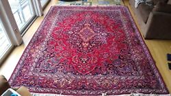 Authentic Middle Eastern Rug 8 X 11 Ft