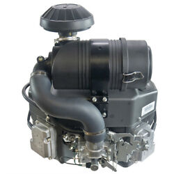 20.5hp Kawasaki Vert Engine 1-1/8dx4-5/16l 15amp Canister Air Cl_ Fx651v-s00-s