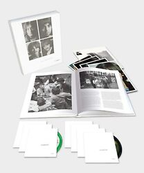 The Beatles White Album Super Deluxe Limited Edition 6shm-cd + Blu-ray