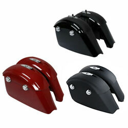 Saddle Bags Electronic Latch Lid Fit For Indian Chieftain Dark Horse Roadmaster