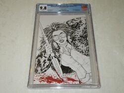 Skybound Cgc 9.8 The Walking Dead 15th Anniversary Edition 171 Bartel Cover D