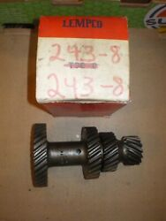 1940 Chrysler Dodge Plymouth Desoto 3 Speed Transmission Cluster Gear 853885