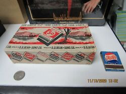 Pepsi Cola Case Of 50 New Old Stock Matchbooks Matches '50 More Bounce To The Oz