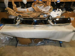 1951 Cadillac Re-chromed Front Bumper