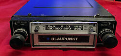 Vintage Blaupunkt 8 Track Car Stereo