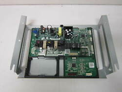 Ge Pt7800dh6ww Microwave Oven Machine Control Board/bridge Assembly