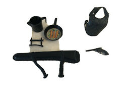 Best Of The West Johnny West Black Skillet, Gun And Other Accessories
