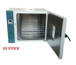 220v 2kw Digital Forced Air Convection Drying Oven Double Layer Toughened Glass