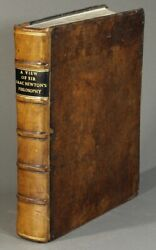 Henry Pemberton / A View Of Isaac Newtonand039s Philosophy First Edition 1728 Science