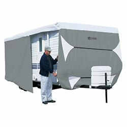 Classic Accessories Polypro 3 Deluxe Travel Trailer And Toy Hauler Cover