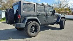 Hollywood Accessories Hard Top Square Back 1 Piece For 2007-2018 Jeep 4-door Jk