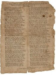 Samuel Dunn / Following Lines Were Composed On The Death Of Joseph And John