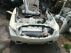Mercedes C43 W205 Conv Amg Rear Body Trunk Structural Metal Center 17 - 20 @8