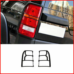 For Land Rover Discovery Lr3 Lr4 05-16 Car Rear Trunk Tail Light Cover Protector
