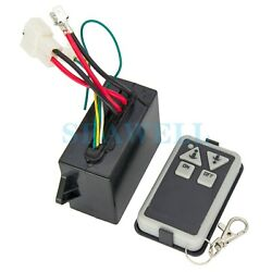 Marine Anchor Windlass Wireless Remote Control Switch Kit For Boat Anchor Winch