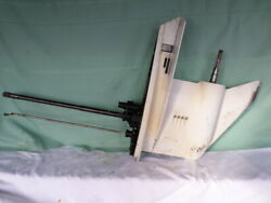 1993 Omc 115hp Outboard Longshaft Lower Unit From Freshwater.