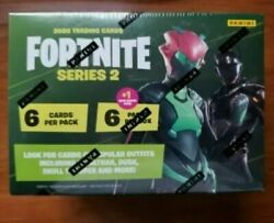 2020 Panini Fortnite Series 2 Sealed Blaster Box Trading Cards Ships Today