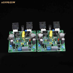 2 Pcs E210 A1943 C5200 Modified Version Power Amplifier Board Base On Accuphase
