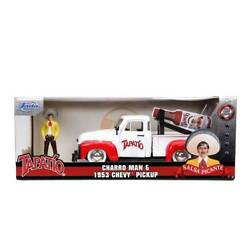 Jada Hollywood Rides Charro Man And 1953 Chevy Pickup Truck 1/24 Scale