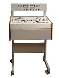 New Stand Trolley Cabinet With Vu Meter Bridge Unit For Studer A807 A810 A67 B67