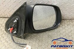 15 2015 Toyota Tacoma Passenger Right Rear View Mirror Rh R Outside Outer