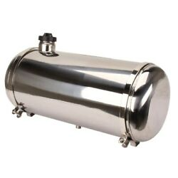 Empi 3896 Pol. Stainless Steel Fuel Tank 10x24 In. End Fill 7.5 Gal