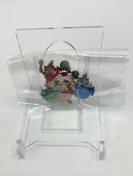 Disney Flora Fauna And Merryweather Pin Traderand039s Delight Ptd Le 500 Dsf Dssh Gwp