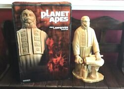 Planet Of The Apes Lawgiver Statue Sideshow Antiqued Desert Sand