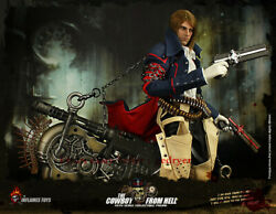 Inflames Toys 1/6 Ift-004 Cowboy From Hell Gungrave Action Figure In Stock Pvc