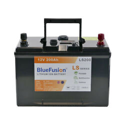 Bluefusion Ls200 Lithium Ion Battery 200ah 12v For Electric Trolling Motors