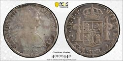 1795 Pts Pp Bolivia 8r 8 Silver Reales Pcgs Vf20