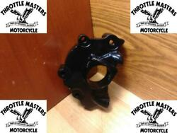 Black Sprocket Cover For Harley Narrow 45 W 1941-1943 Replaces Oem 34873-41