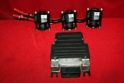 Polaris 2003 2004 Msx140 Msx 140 Ho Emm Ecu W Matching Fuel Injectors And Fittings