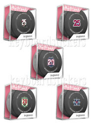 2020-2021 Nhl Teams Official Game Puck W/cube Unsigned My 1st Puck Girl - New