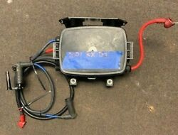 2000-2003 Seadoo Rx Di Rear Electrical Box W/ Cut Off Relay Solenoid And Coils