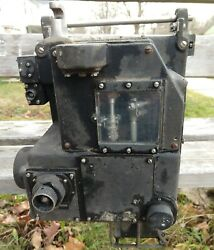 Vintage K-4 Automatic Computing Gun Sight For Lower Turret 1940 Ca. Wwii Ncr